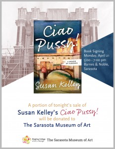Ciao Pussy Book Signing
